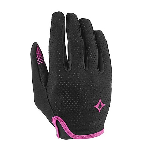 SPECIALIZED gants femme Grail Long Finger 2016