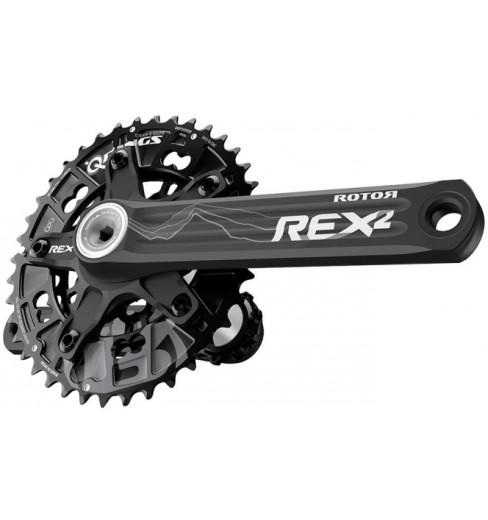 ROTOR Rex 2.2 110/60 BCD MTB double cranks 2015