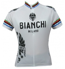 BIANCHI MILANO Eddi 1 women's short sleeves jersey 2016