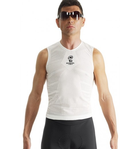 ASSOS NS skinFoil Summer evo7 sleeveless baselayer