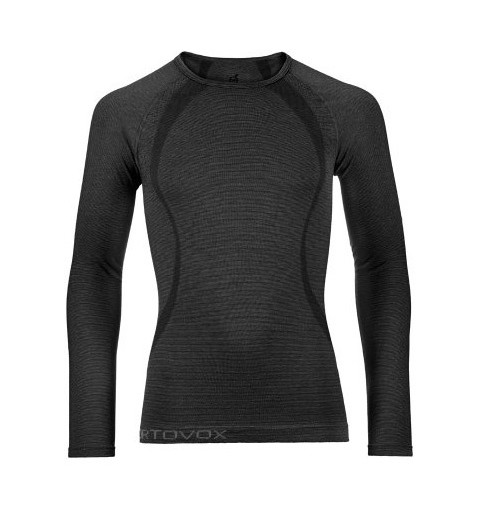 ORTOVOX maillot manches longues homme Merino Competition Cool 2015