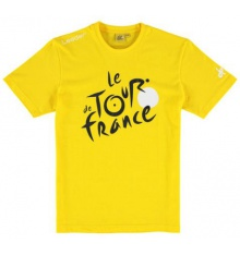 TOUR DE FRANCE T-shirt officiel enfant JAUNE