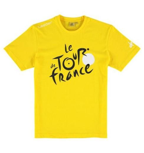 TOUR DE FRANCE T-shirt officiel enfant JAUNE