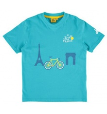 Tour de France Monuments Graphic kids' T-Shirt 2015