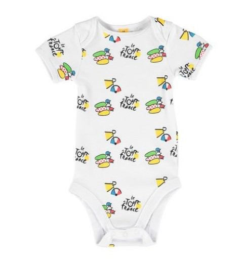 TOUR DE FRANCE body bébé Logo 2015