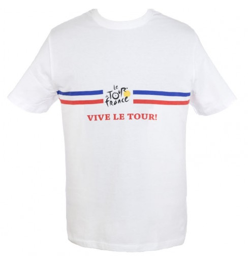 TOUR DE FRANCE t-shirt Graphic Vive le Tour 2015