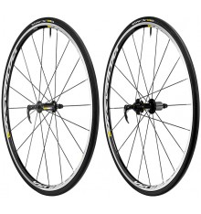 MAVIC paire de roues Ksyrium Equipe S noir (23-25)