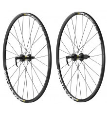 MAVIC Aksium One Disc brake road wheelset