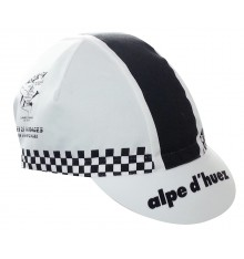 ALPE D'HUEZ checkerboard summer cap