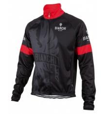 BIANCHI MILANO veste hiver Treviolo noir rouge 2016