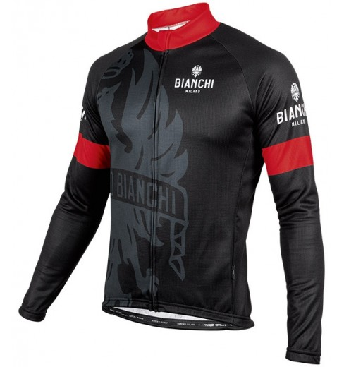 BIANCHI MILANO maillot manches longues Sorisole 2016