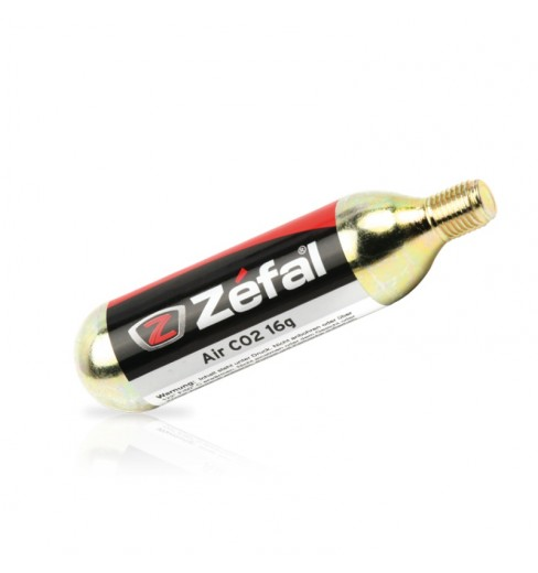 cartridge CO2 Zefal 16 grs