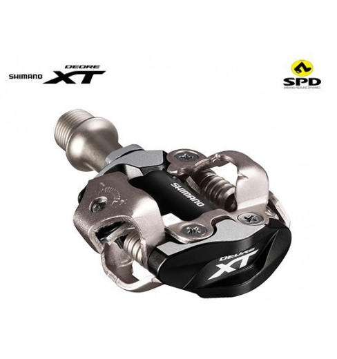 SHIMANO  SPD PD-M8000 XC race pedals