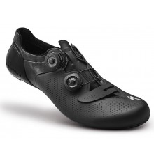 SPECIALIZED S-Works 6 black wide road shoes 2016