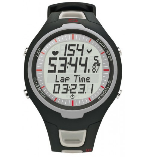 SIGMA PC 15.11 grey heart rate monitor