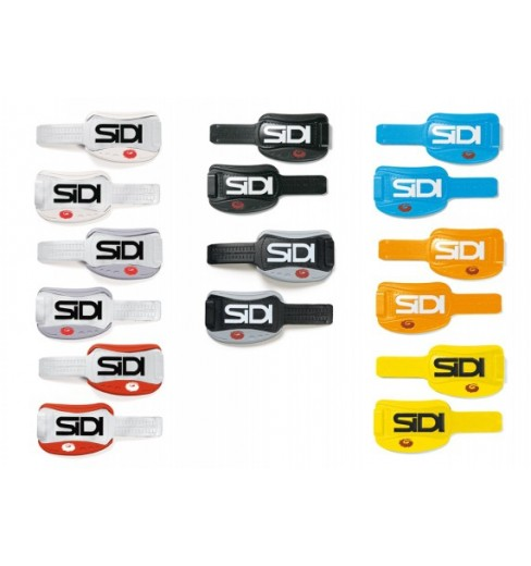 SIDI Soft Instep 2 replacement straps