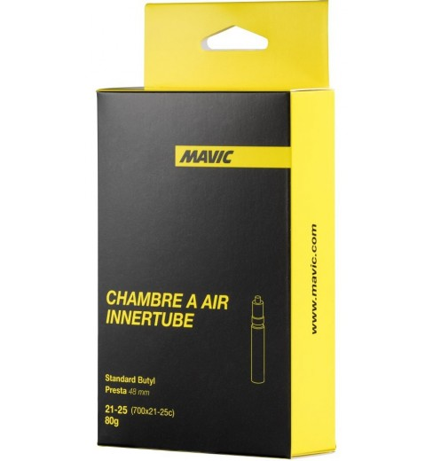MAVIC chambre à air route 700x21/25 valve 48mm