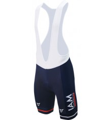 IAM CYCLING cuissard à bretelles Team Replica 2016