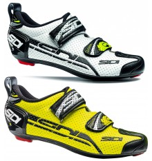 SIDI men's T4 Carbon Air Triathlon shoes 2018