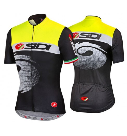 maillot cycliste castelli sidi pippo 2 2016 cycles et sports. Black Bedroom Furniture Sets. Home Design Ideas