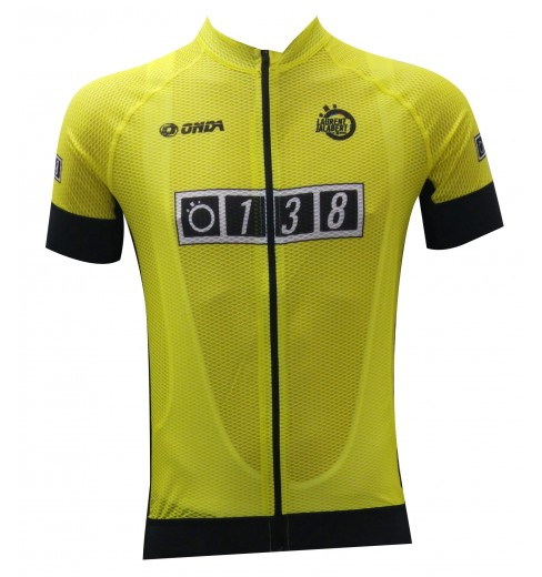 Onda Bike maillot cycliste mesh Laurent Jalabert 2016