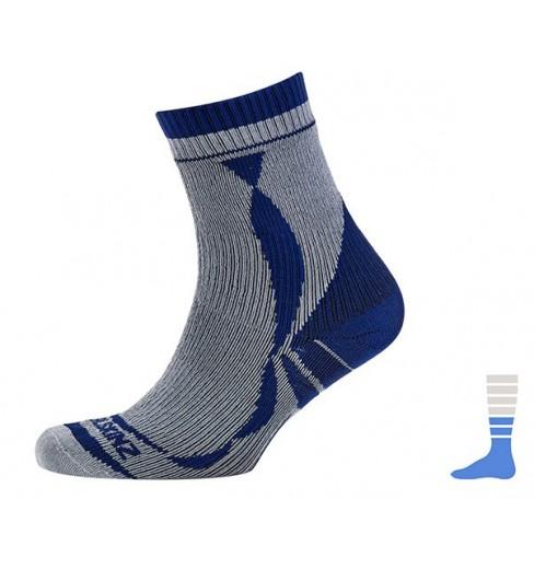 SEALSKINZ chaussettes fines Merino mi-mollet