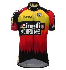 SANTINI maillot cycliste manches courtes CINELLI CHROME 2016