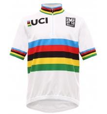 SANTINI maillot enfant UCI Champion du monde
