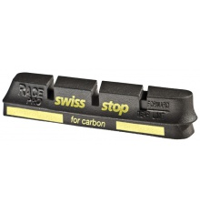 SWISS STOP Race Pro Black Prince brake pads for carbon rim