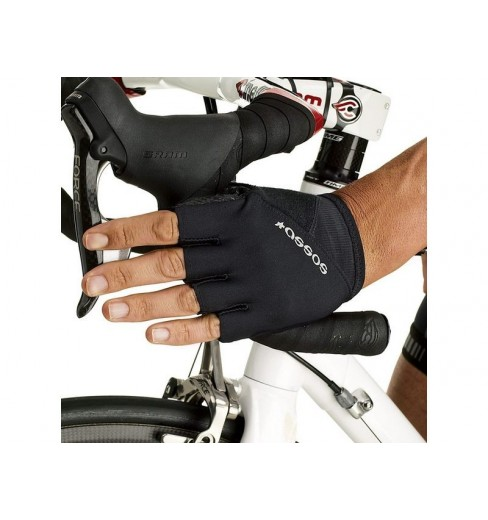ASSOS Black summer gloves CYC