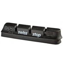 SWISS STOP RacePro Original Black brake pads for Campagnolo