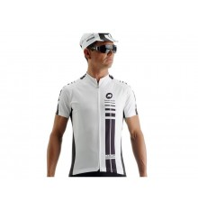 ASSOS Maillot SS Mille blanc