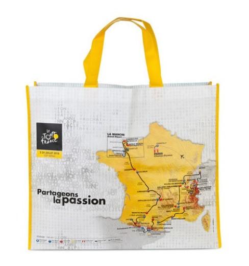 TOUR DE FRANCE shopping bag 2016