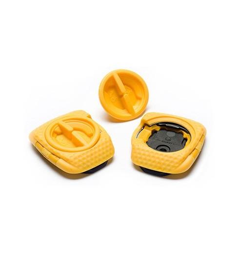 Cales SPEEDPLAY Zero Aero Walkable jaune