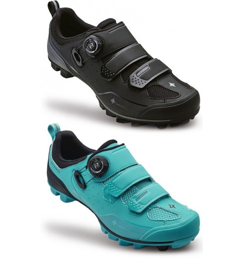 SPECIALIZED women's Motodiva MTB shoes  2016