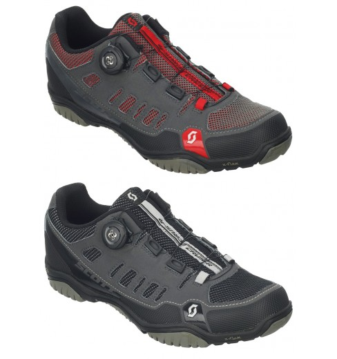SCOTT Sport Crus-r Boa MTB shoes 2017