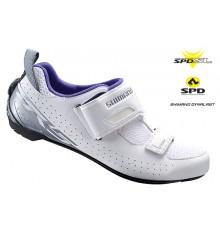 SHIMANO chaussures triathlon femme TR5 2017