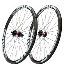 ENVE M60 Forty 27.5 Wheelset - 32 Hole