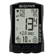 SIGMA compteur vélo sans fil BC 23.16 STS Set