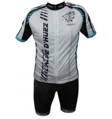 ALPE D'HUEZ blue cycling set