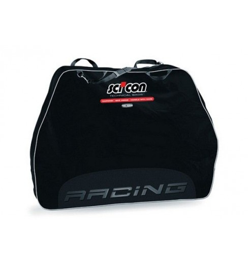 Housse scicon v lo bag travel plus racing cycles et sports for Housse transport velo scicon