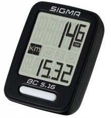 SIGMA compteur cycle filaire BC 5.16