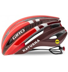 GIRO Synthe MIPS Katusha road cycling helmet 2017