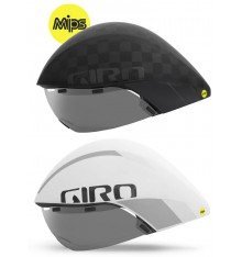 Giro casque chrono Aerohead Ultimate Mips 2017
