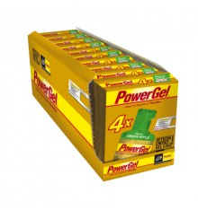 Pack de 4 gels énergétiques PowerBar PowerGel Original (4x41gr)
