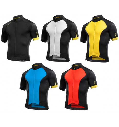 MAVIC maillot cycliste manches courtes Cosmic Elite 2018
