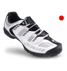 SPECIALIZED men's Sport MTB white/black shoes 2016