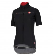 CASTELLI woman Gabba short sleeve winter jacket