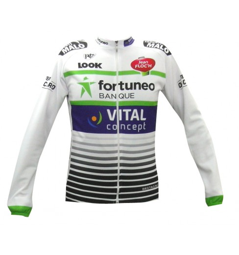 FORTUNEO-VITAL CONCEPT maillot manches longues 2017