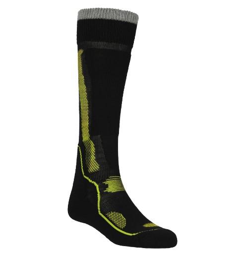 ORTOVOX chaussettes homme Ski Plus noir 2016
